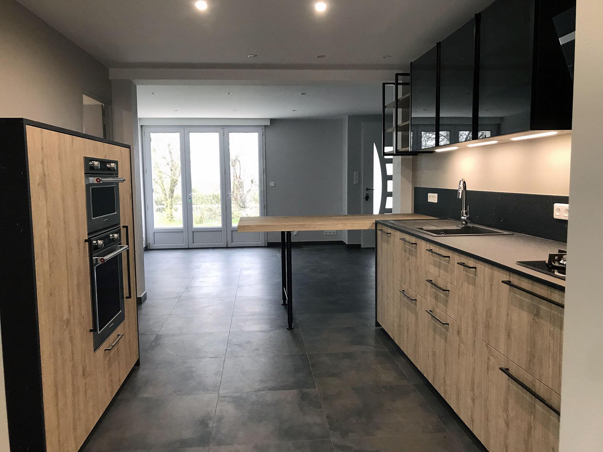 Une belle cuisine à Ancenis-Saint-Géréon