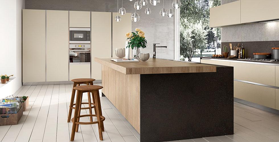 Comment Construire Une Petite Chambre Froide : Nouvelle cuisine haut de gamme
