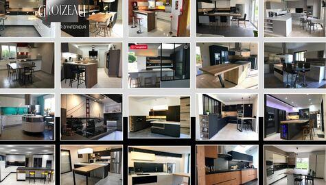 Toutes cuisines modernes design