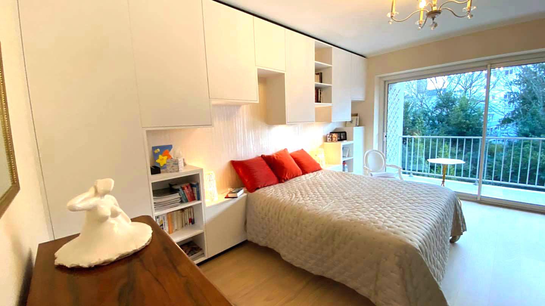 meuble sur mesure en tete de lit