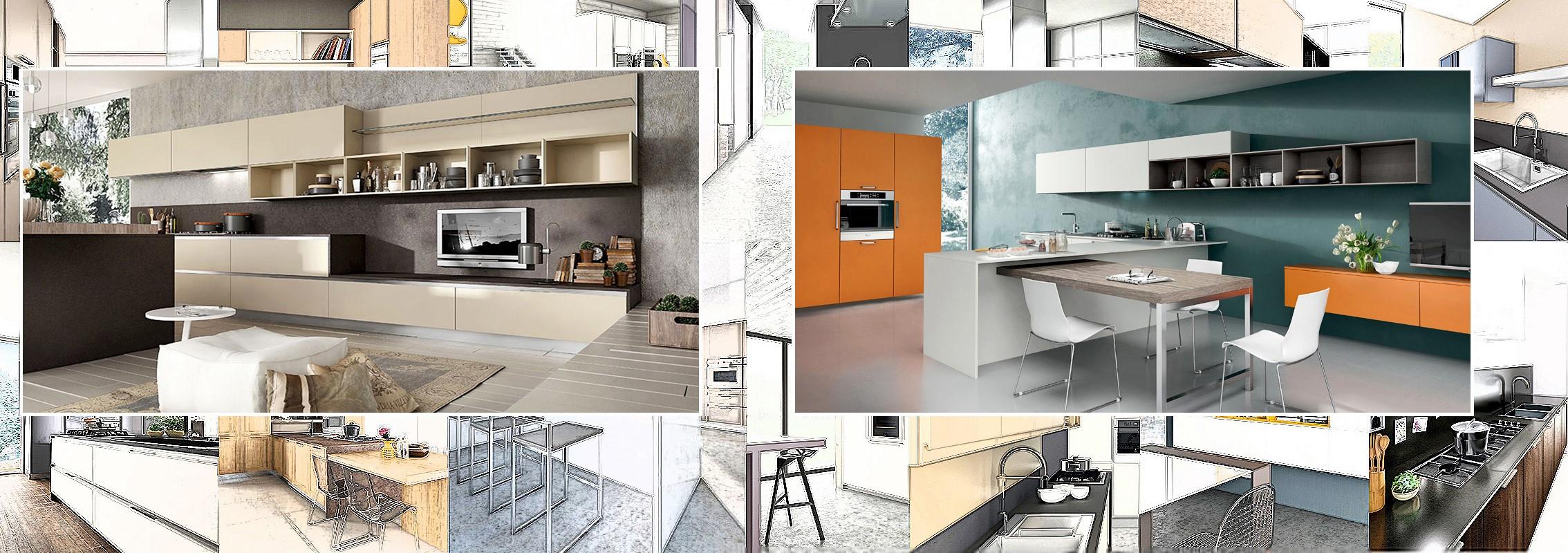 Les cuisines groizeau r alisation de votre projet sur mesure - Projet atelier cuisine ...