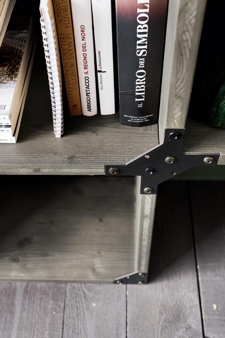 Les meubles suspendu peuvent aussi être placés au sol