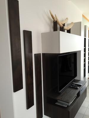 Réalisations meubles suspendus 2017