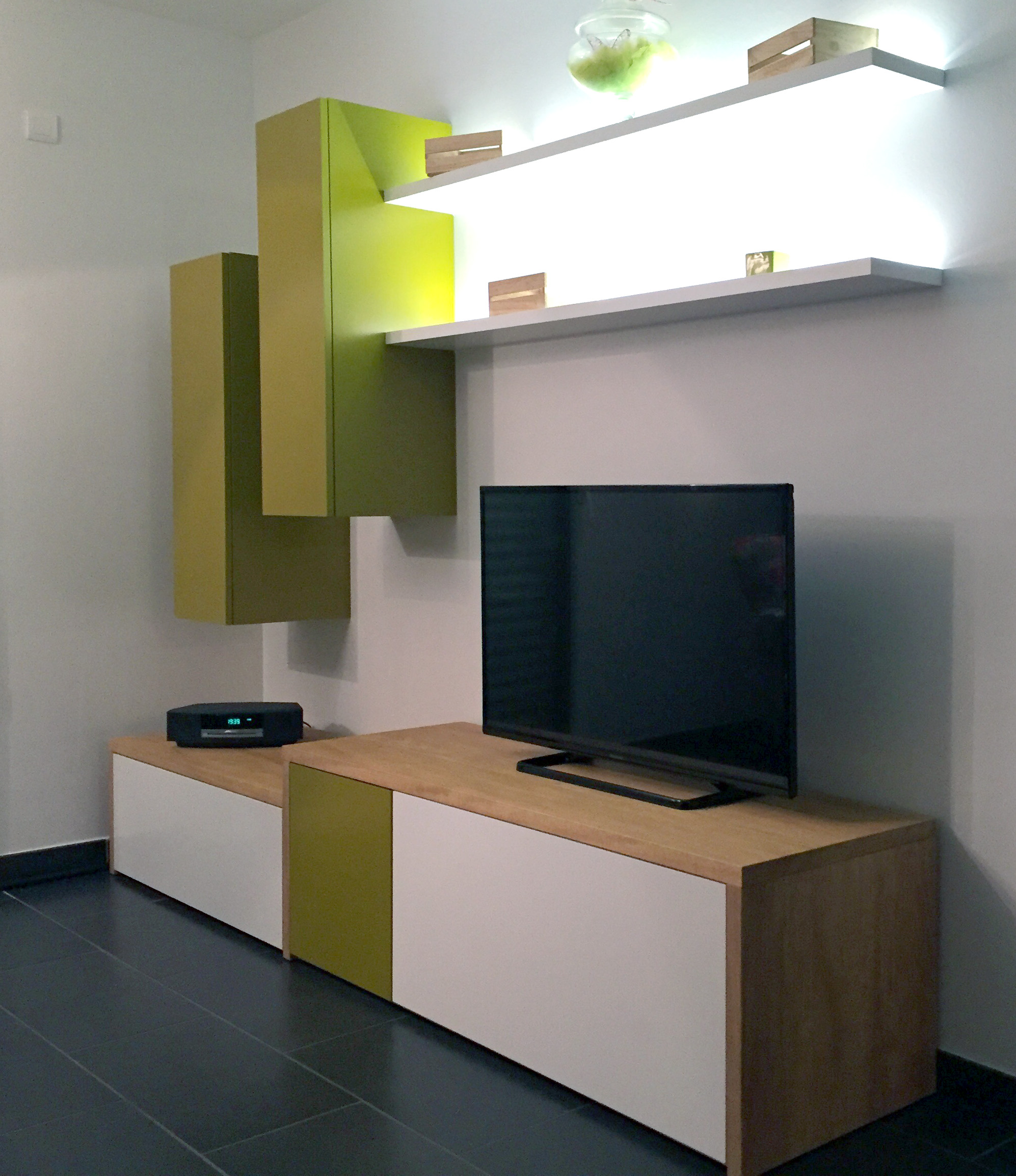 Meuble Tv Salon # Meuble Tv Design A Suspendre