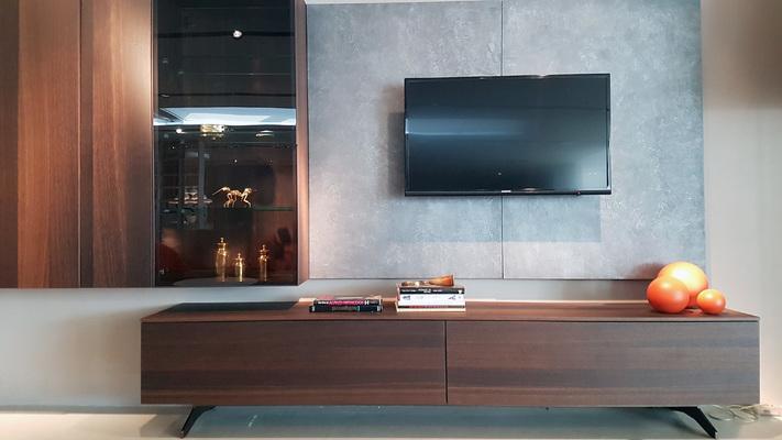 Meuble TV suspendu sur mesure Ancenis