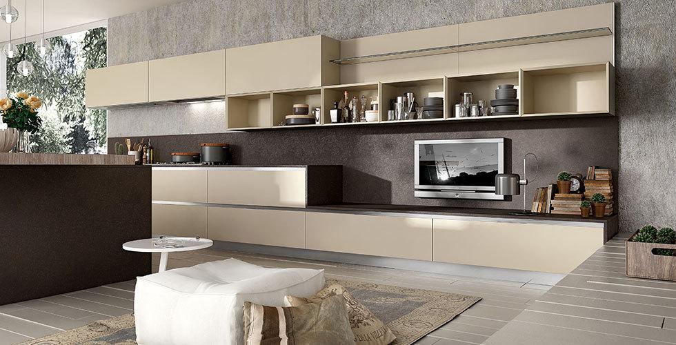 meuble de salon sur mesure. Black Bedroom Furniture Sets. Home Design Ideas