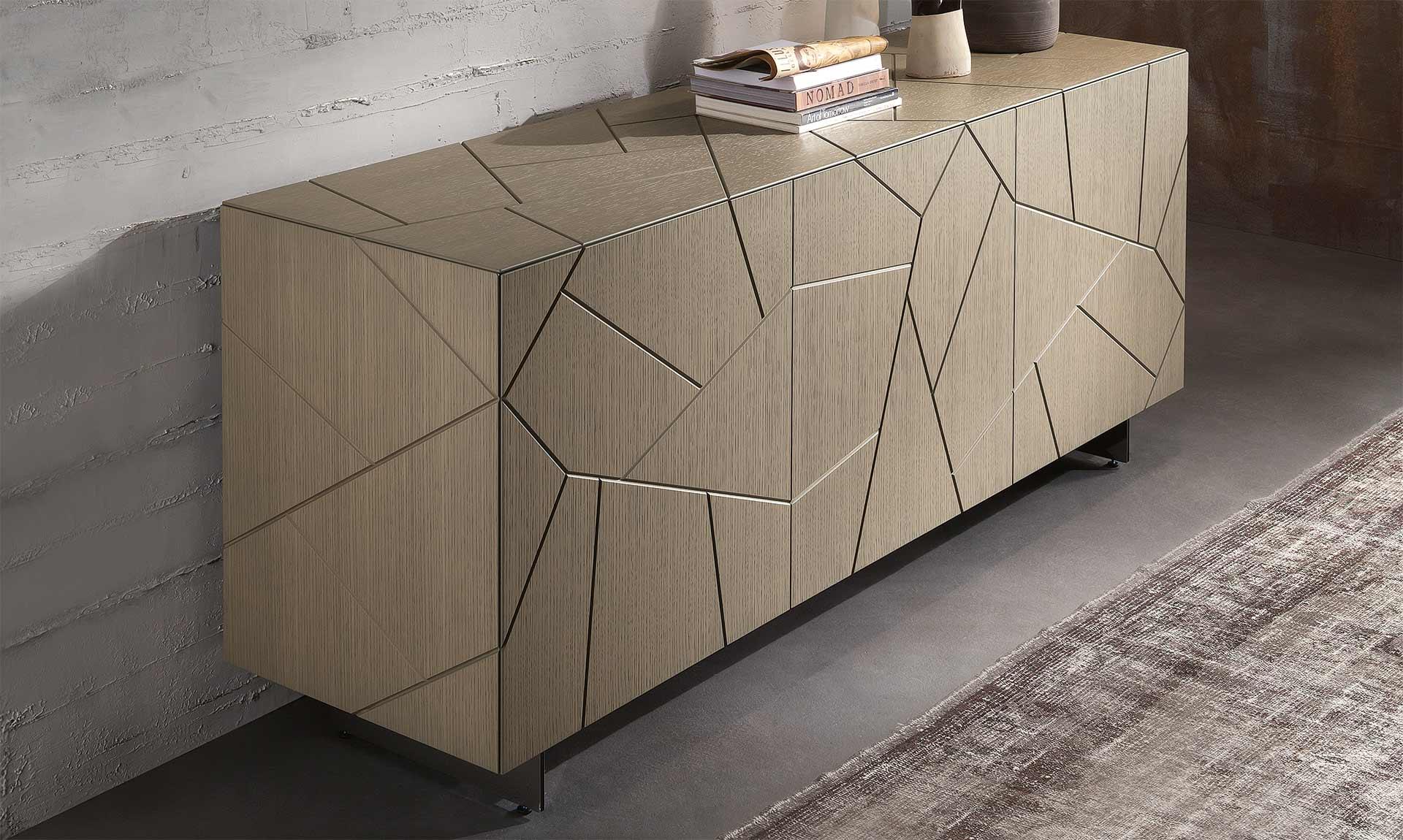 buffet haut de gamme maison design. Black Bedroom Furniture Sets. Home Design Ideas