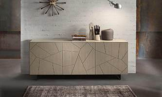 buffet design haut de gamme riflessi segno. Black Bedroom Furniture Sets. Home Design Ideas