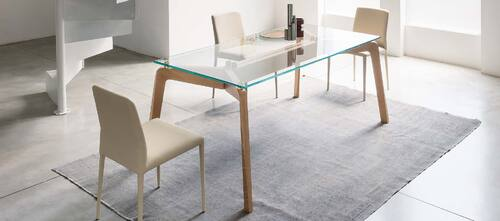 Table Riflessi Glide