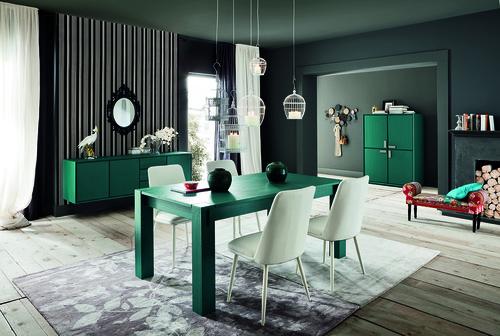 Table colorée altacorte Stoccolma