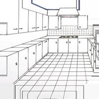 Plan de cuisine sur mesure