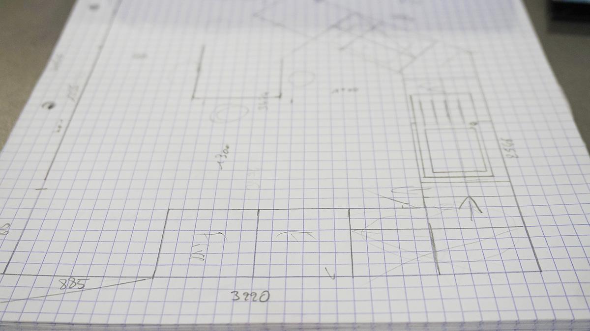 Plan d 39 architecte refaire sa cuisine sa salle de bain - Comment faire un plan de cuisine ...