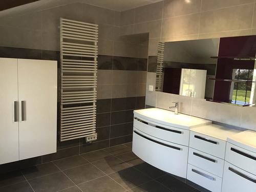rénovation de salle de bain à Ancenis