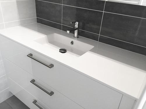 Salle de bain à Saint Géréon