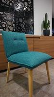 Chaise ultra confortable; textile et coloris sur mesure