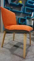 chaise haut de gamme sur mesure : coloris, couture, et textiles au choix
