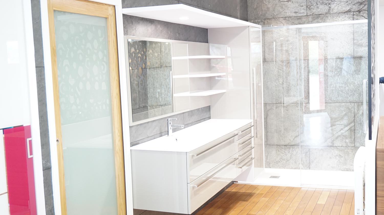 Salle de bain showroom 2019