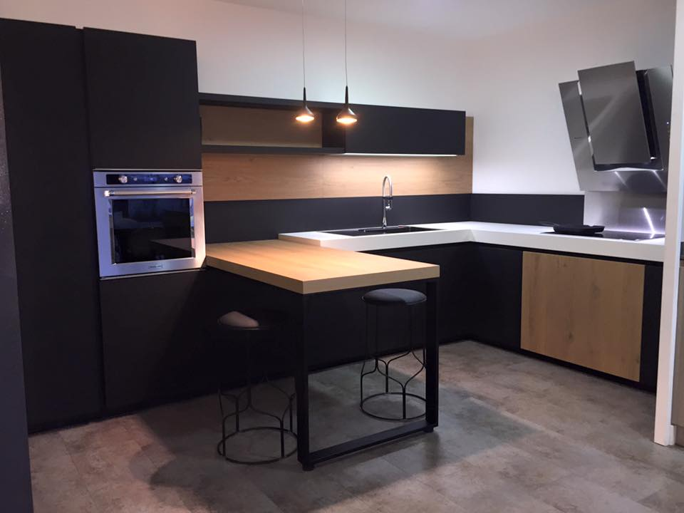Showroom cuisiniste ancenis nantes riaill for Showroom cuisine paris